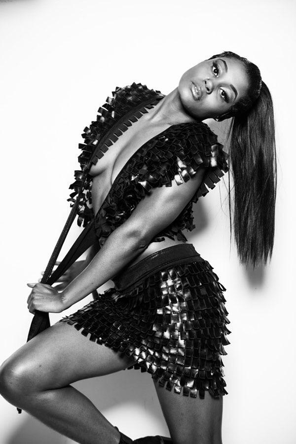 Female model photo shoot of Tyreena White
