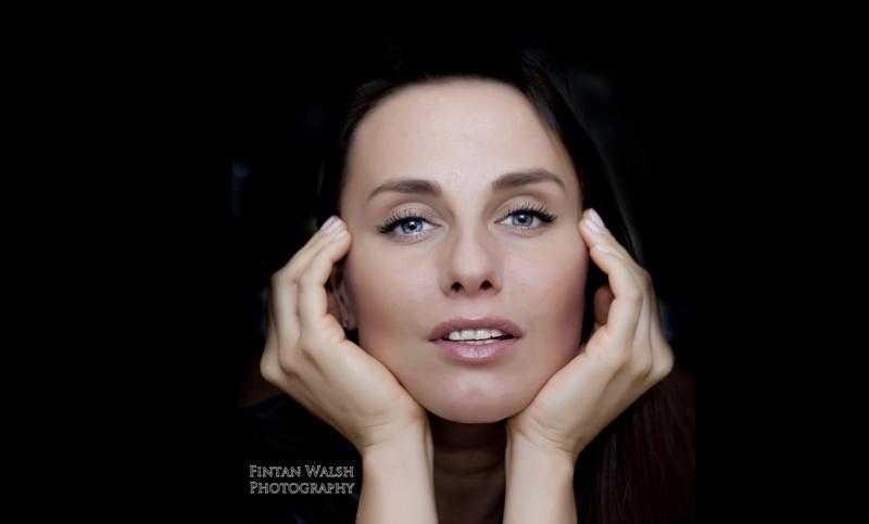 Male and Female model photo shoot of Fintan and glamourmodelka in Dublin