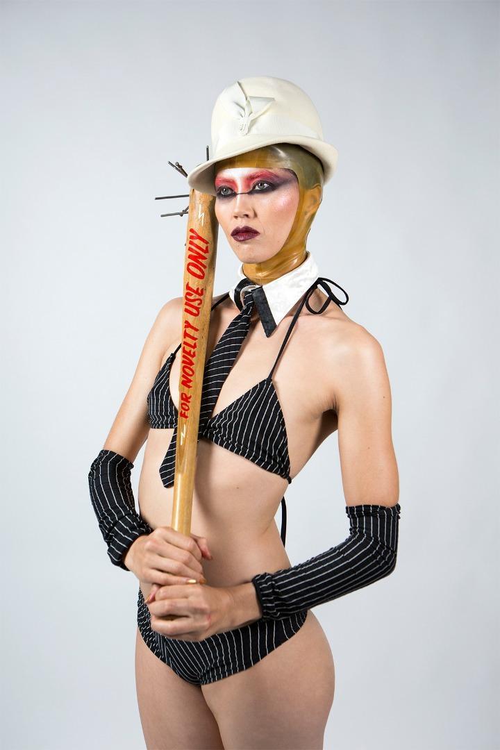 Female model photo shoot of Pickles Pickles
