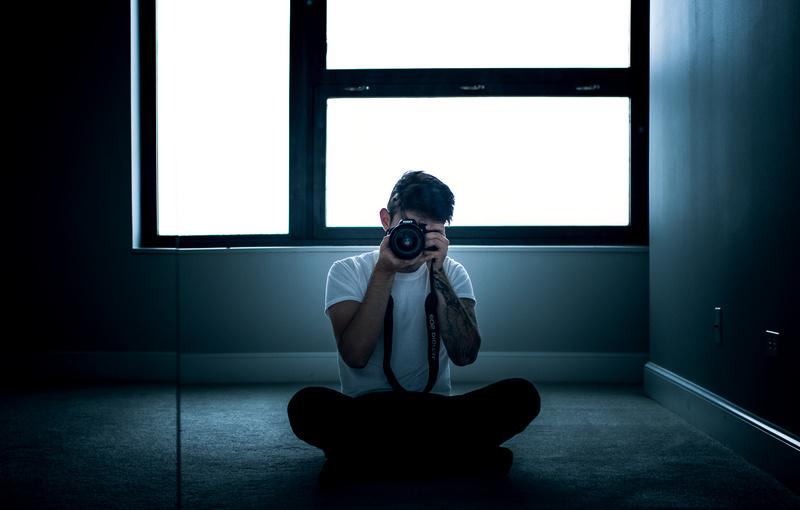Male model photo shoot of scardphotography