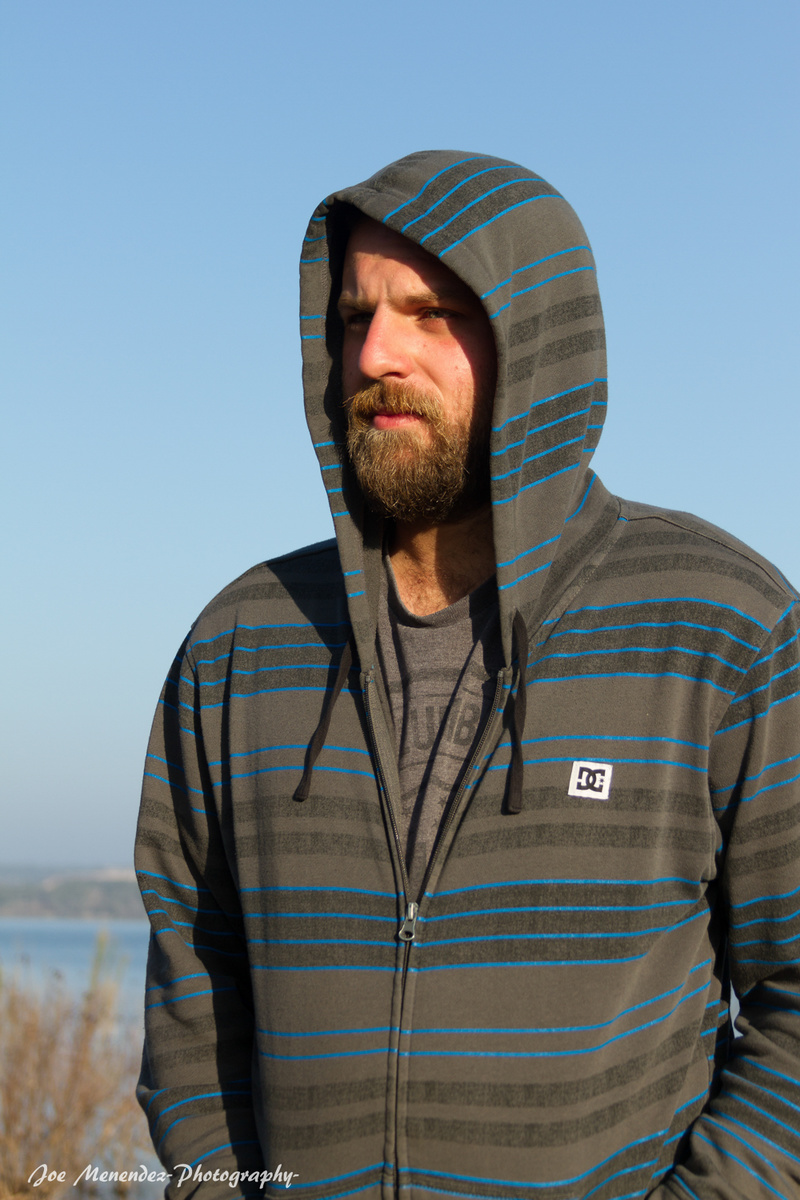 Male model photo shoot of JoeMenendezPhotography