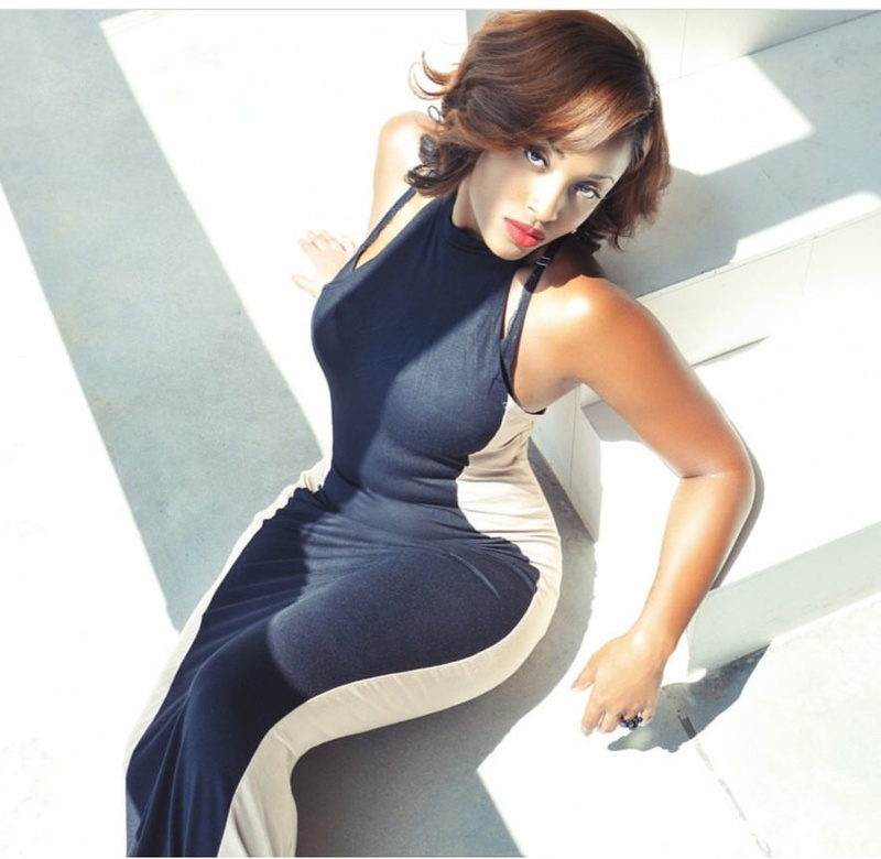 Female model photo shoot of Challedon SHY Saltor