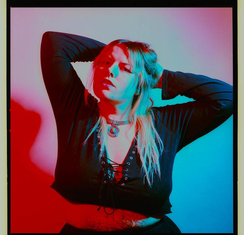 Female model photo shoot of Kristen Wright in Los Angeles