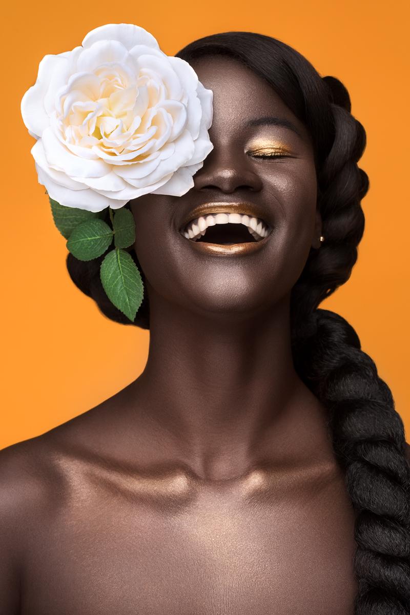 Feb 28, 2017 Photographer: @islandboiphotography Model: @melaniin.goddess Agency: @thecgirlinc  Makeup Artist/ Creative Art Director: @moshoodat  Hairstylist: @hausofnami  Retouch by me: @marinabarbash