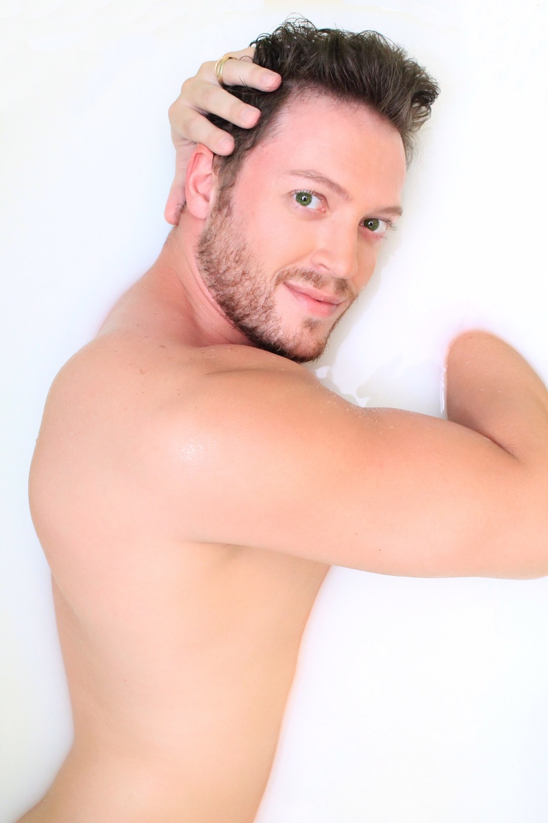 Male model photo shoot of Andre du Plooy by Victor Po Photography in Miami