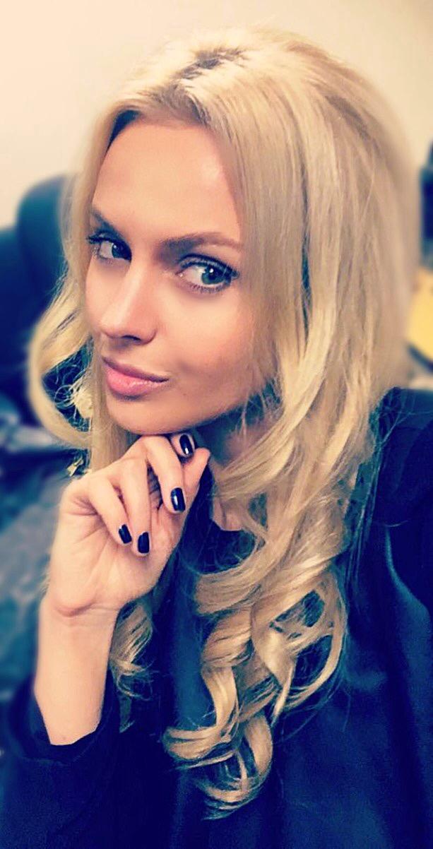 Kristina Kristal Model New York New York Us