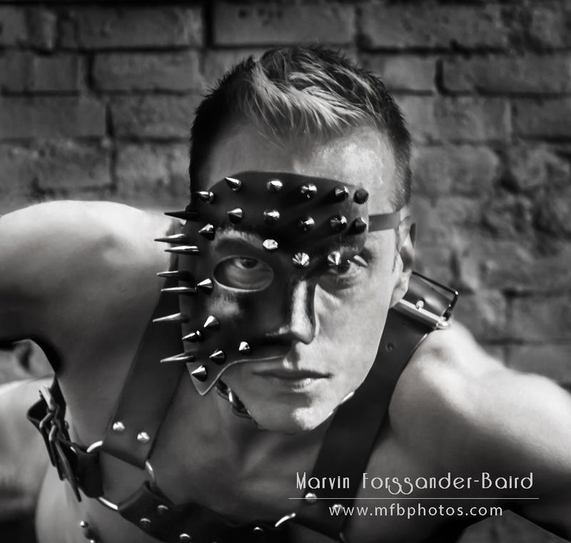 Male model photo shoot of Marvin Forssander-Baird
