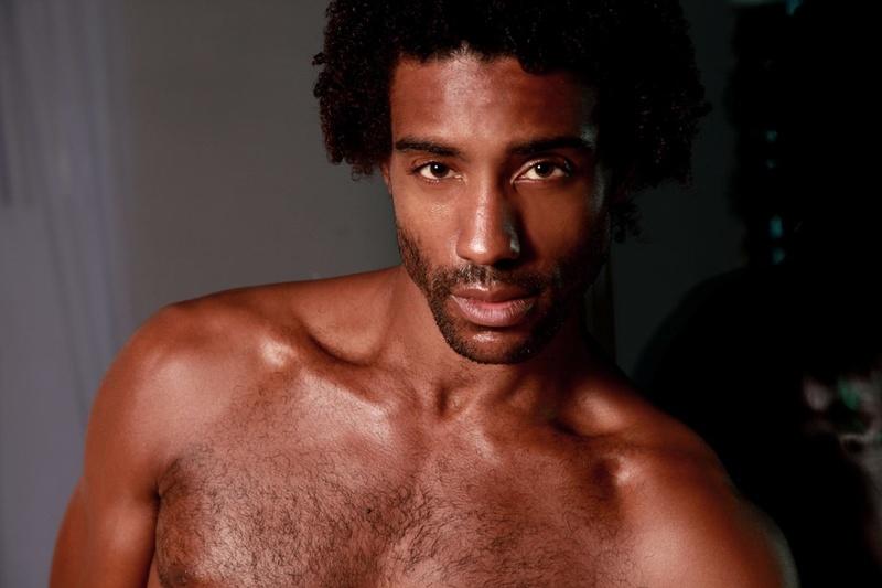 Male model photo shoot of Andrew Mackey in Midtown, NY