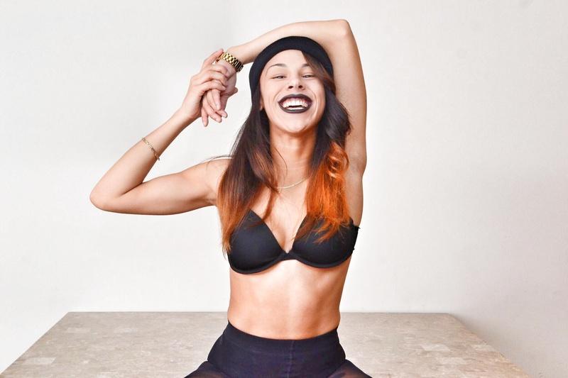Female model photo shoot of ChanayaSchandace