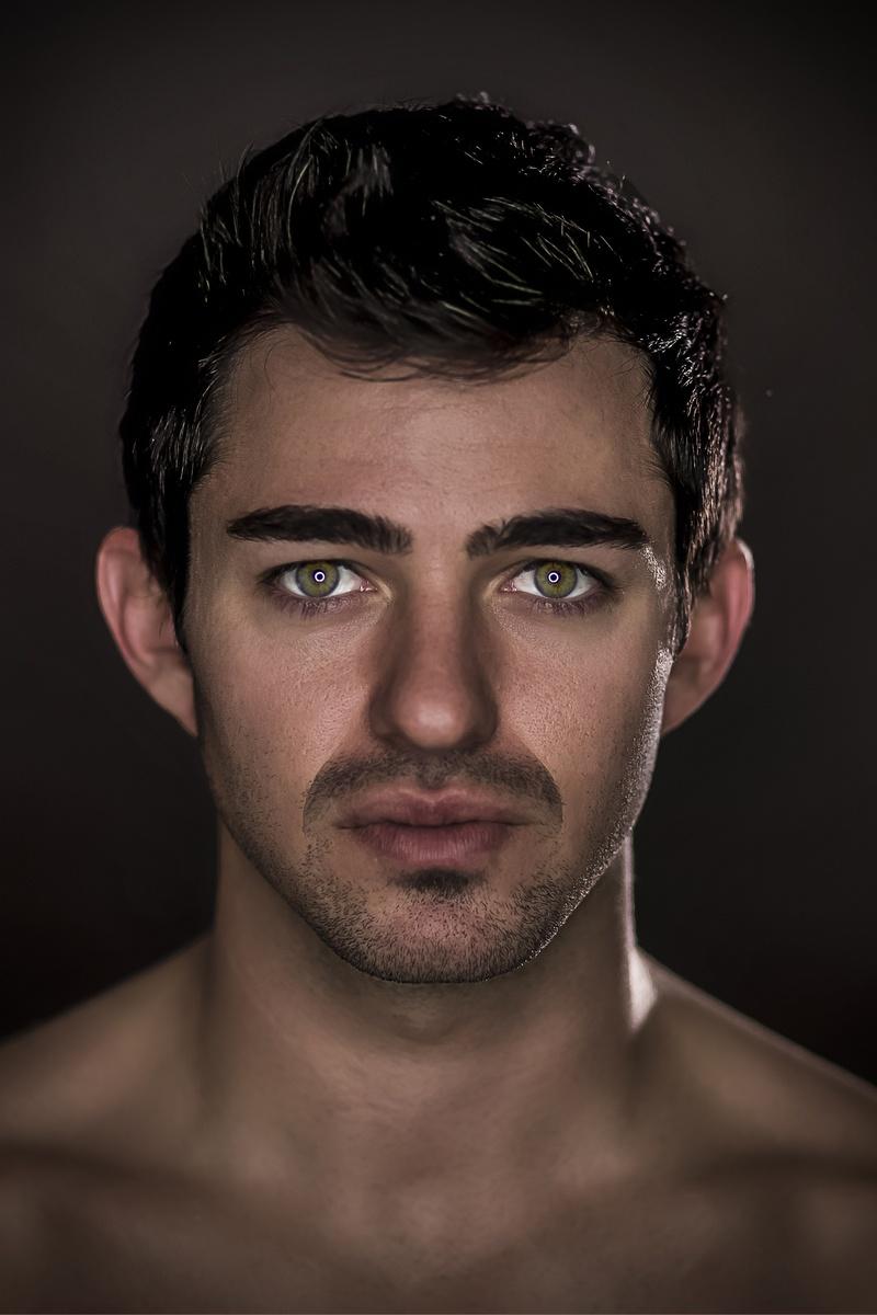 Male model photo shoot of Brendon W by John Gutting in Mesa AZ