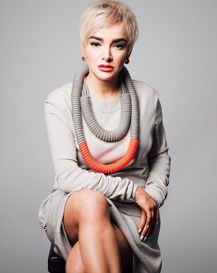 Female model photo shoot of Laura Parkes Styling  in London