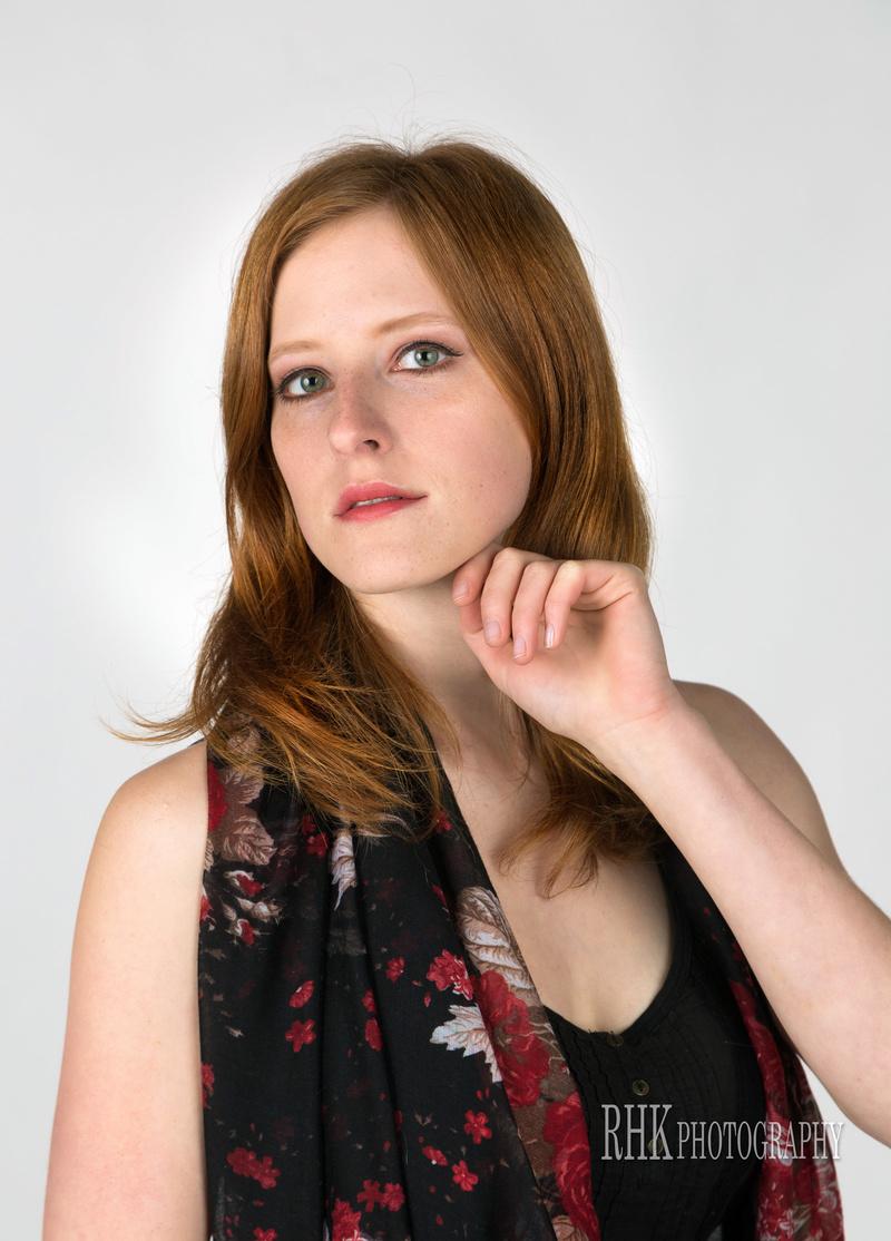 Female model photo shoot of Ela C by RHK Photography