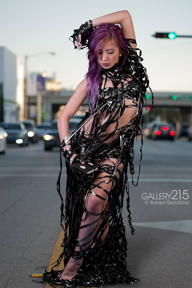 Female model photo shoot of StacytheSiren by Robert Giordano in Miami, Florida