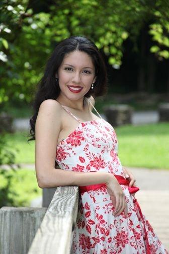 Female model photo shoot of AnaSong