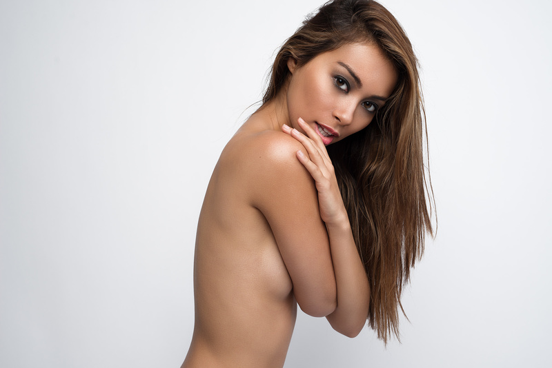 Female model photo shoot of Bre M