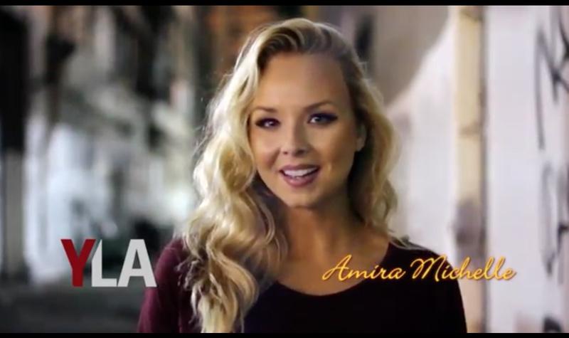 Female model photo shoot of Amira Michelle