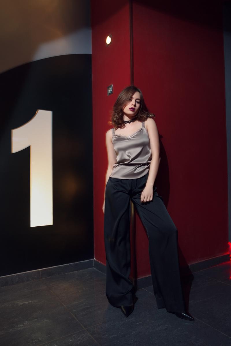 Female model photo shoot of Anastasiya Azarova