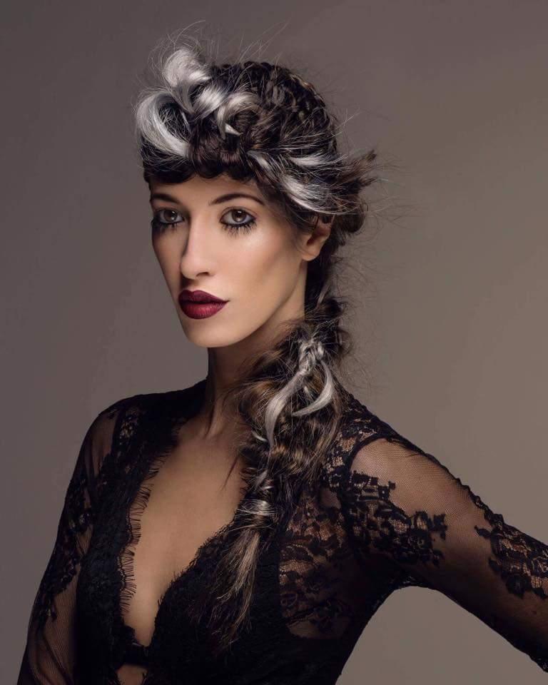 Female model photo shoot of -Debrah- in ESSEX