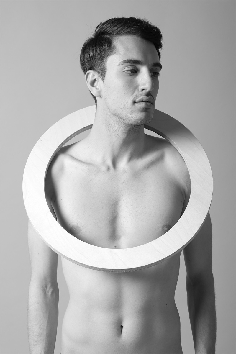 Male model photo shoot of peltb and A xox