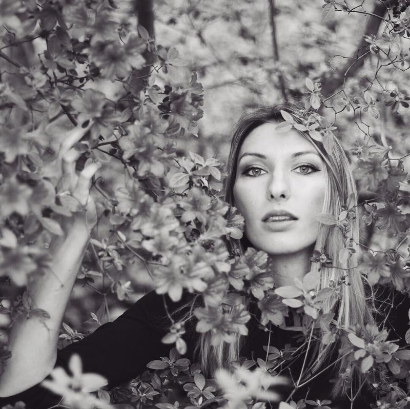 Female model photo shoot of dasha_k_artist in Virginia