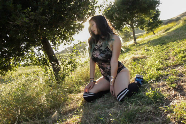 Female model photo shoot of beyondfantasy in San Jose