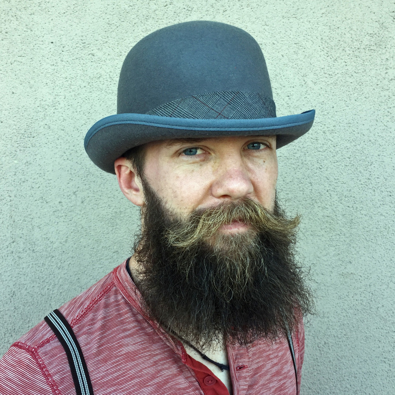 Male model photo shoot of Cappy Benton in California