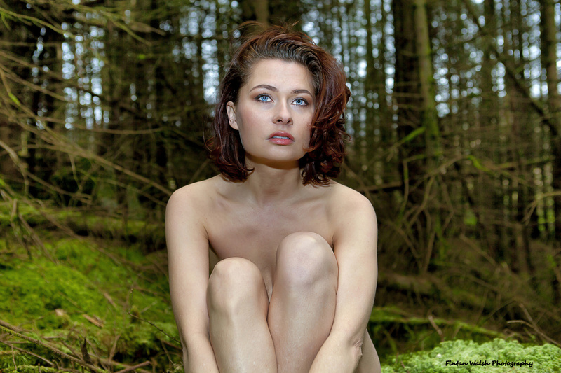 Male and Female model photo shoot of Fintan and ArtNute in Wicklow
