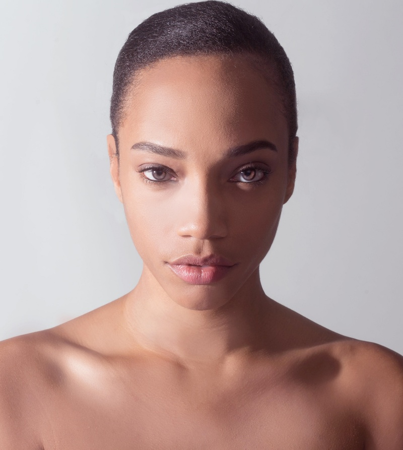 Female model photo shoot of Nikia