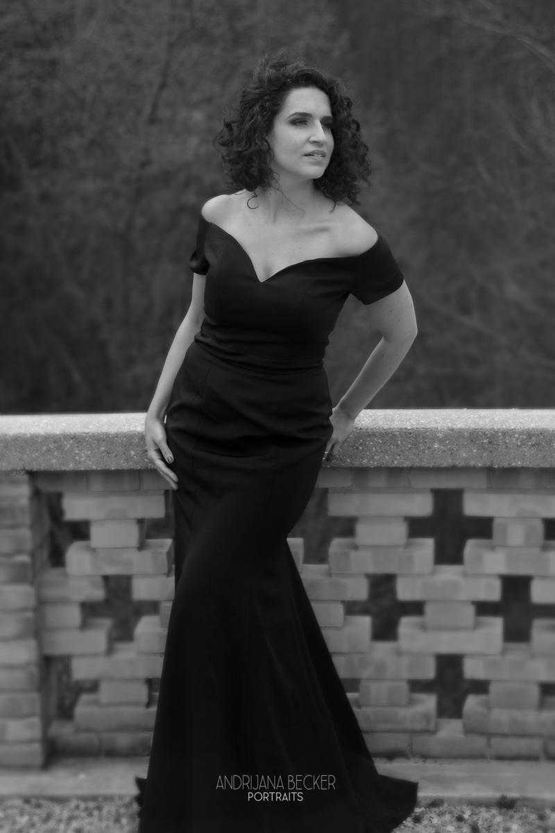 Female model photo shoot of andrijana_b