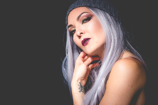 Female model photo shoot of devon_natica and Valerie V