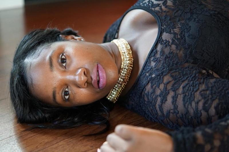 Female model photo shoot of ZARIYAH SHEA