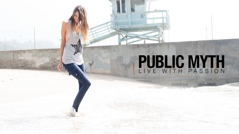 Male model photo shoot of Public Myth in Santa Monica