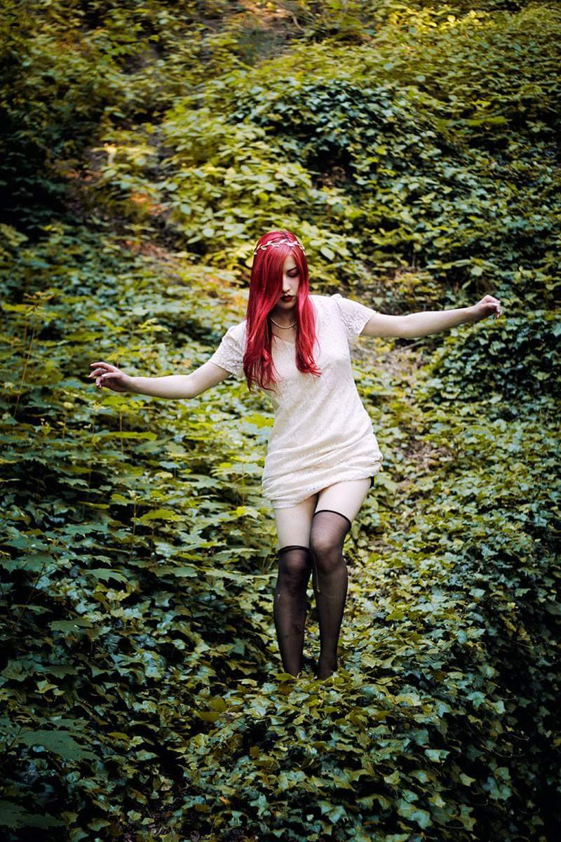 Female model photo shoot of Kolca