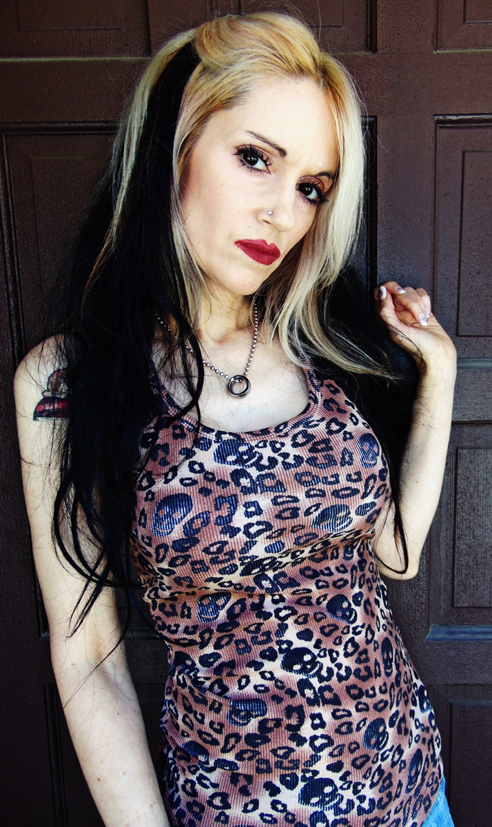 Female model photo shoot of Lilith Stabs in L.A.