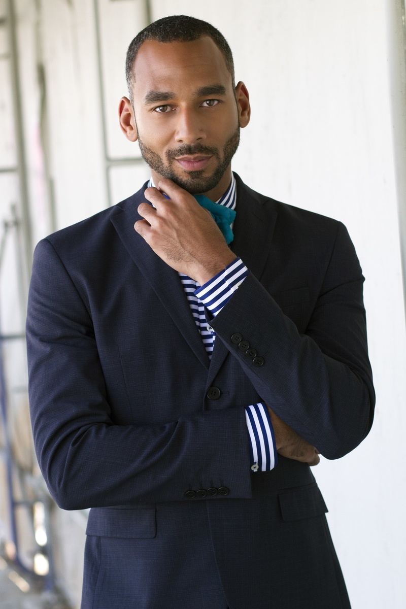 Male model photo shoot of Robert Lyle Alex Ball in Los Angeles