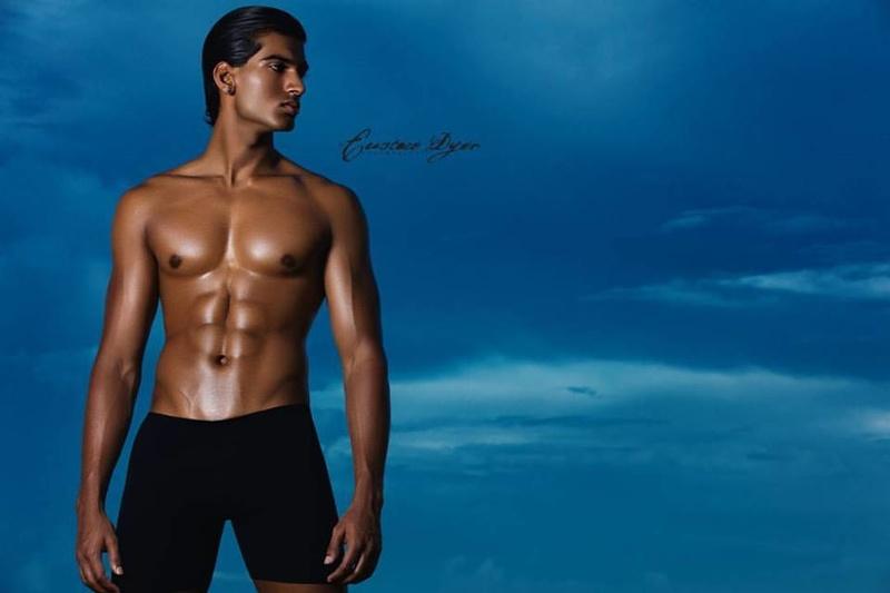 Male model photo shoot of Trevor Felix in trindad