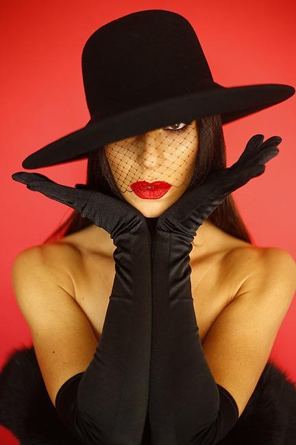 Female model photo shoot of Sara Santilli
