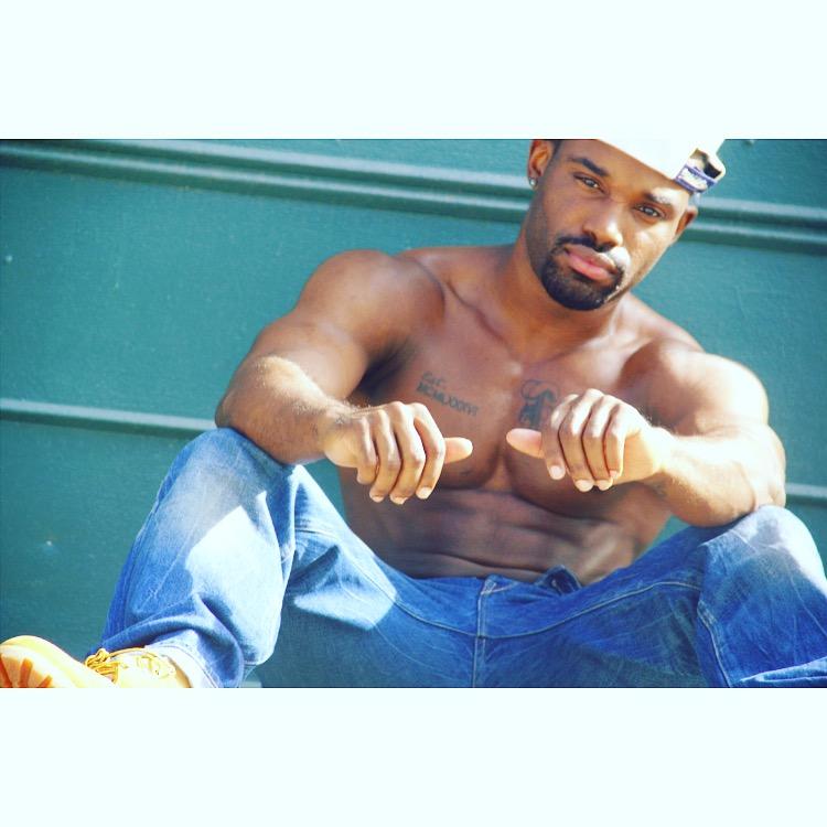Male model photo shoot of Breeze Brooks