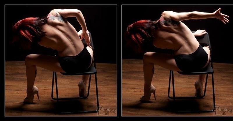 Female model photo shoot of Sole gio