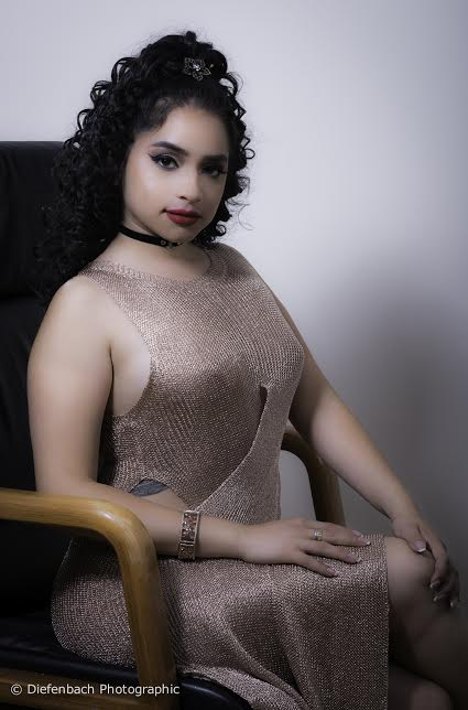 Female model photo shoot of CEGSI