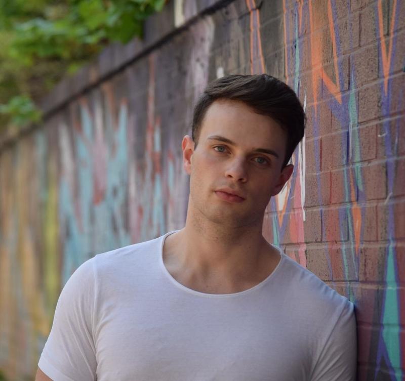 Male model photo shoot of Shane Liam by CHD photographs