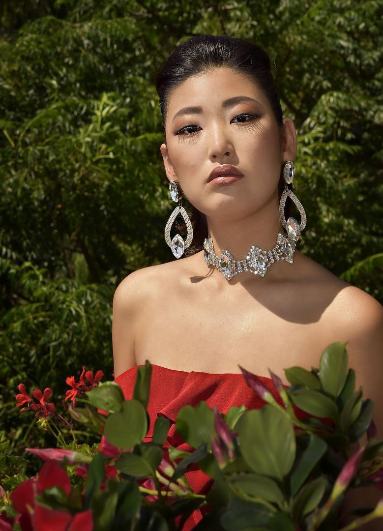 Female model photo shoot of ChloeNS by Daniel Barker