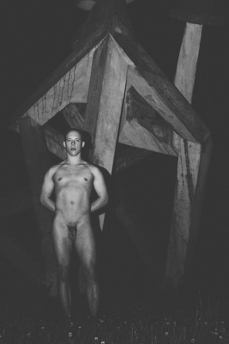 Male model photo shoot of Gabriel Toledo Rojas in Milan, Italy