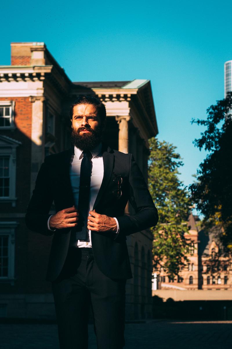 Male model photo shoot of Moements
