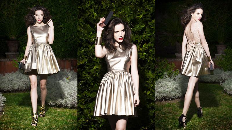 Female model photo shoot of Lucrezia Effe
