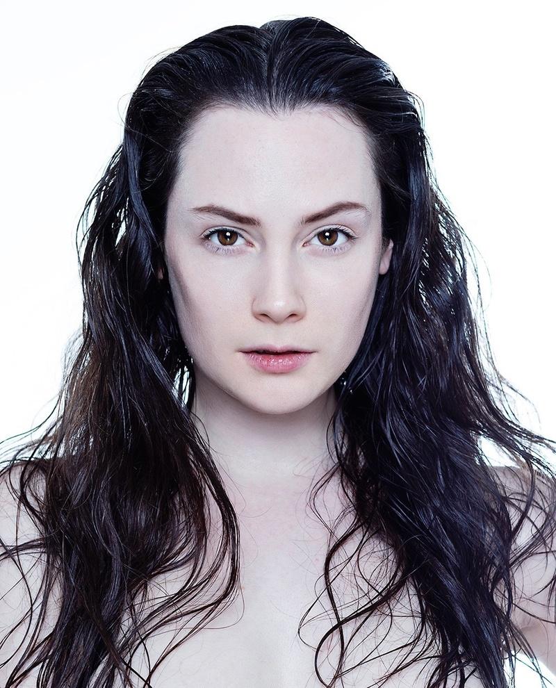 Female model photo shoot of Sam Mae  in nyc