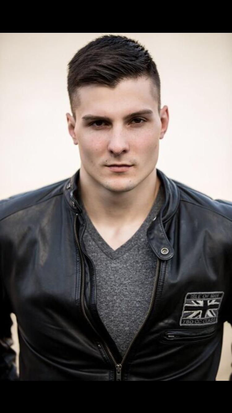 Male model photo shoot of James_Joseph