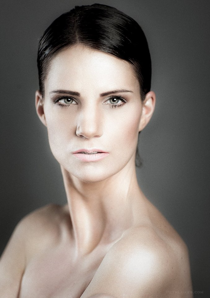 Female model photo shoot of Blaza Hlasova in Prague