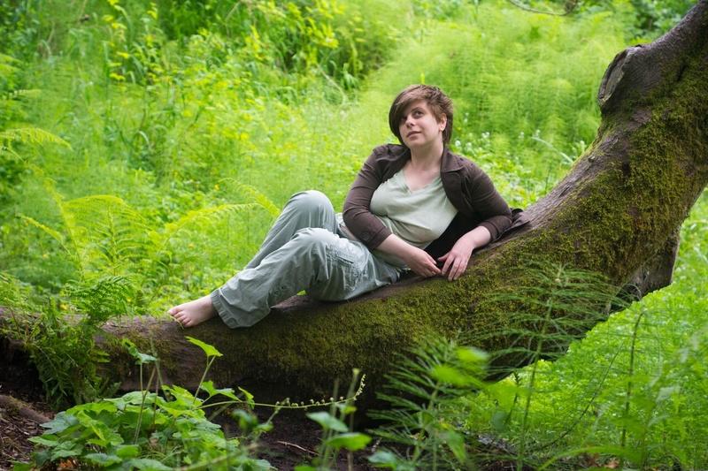 Female model photo shoot of Zoe Omega