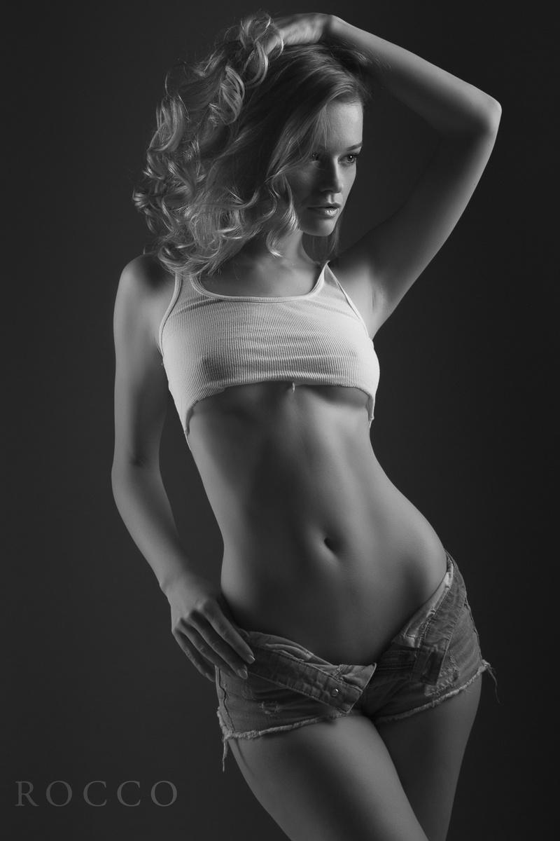 Female model photo shoot of Olivia Preston by Tony Rocco Photography